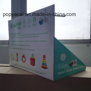 Cardboard Counter Top Display, Customized Display Stand, Pop Carton Display pictures & photos