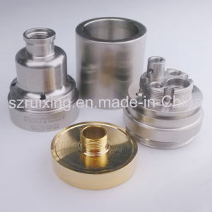 Stainless Steel E-Cig Parts with CNC Machining