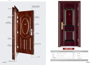 Steel Door (HM-025).
