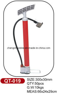 New Design Bicycle Pump Qt-019 in Hot Selling pictures & photos