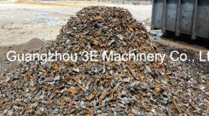 Scrap Metal Recycling Line/ Metal Crusher/ Metal Recycling Machine pictures & photos