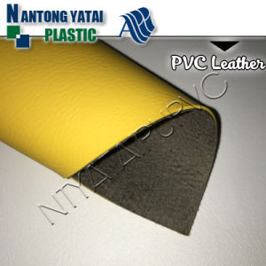 PVC Artificial Leather for Sofa