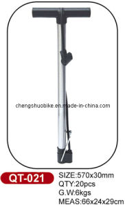 High Standard Quality and Best Price Bike Pump Qt-021 pictures & photos