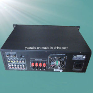Hs-8200 180W Audio Amplifier with Remote Control pictures & photos