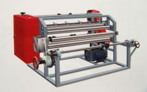 Simple Plastic Slitting Machine (JFQ-1300) pictures & photos