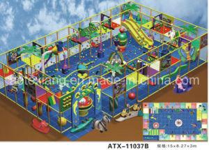 Indoor Playground: Ball Shooters (ATX-11037B)