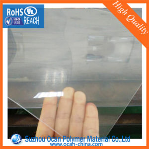 0.25mm Rigid Transparent Clear PVC Sheet Roll for Vacuum Forming Egg Tray pictures & photos