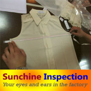 Garment Inspection Service in All China/Indonesia/Vietnam/Bangladesh/India and Pakistan pictures & photos
