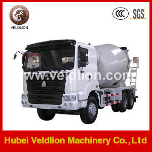 10 Wheels HOWO 8cubic 6X4 Cement Mixer Truck pictures & photos