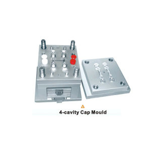 Cap Mould with Cold Runner pictures & photos