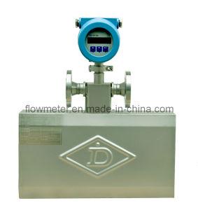 N10 Mass Flow Meter for Measuring Liquids (Water, Fuel, Rude Oil, Gasoline, Diesel, Solvent, Slurry)