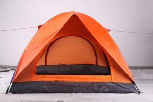 Aluminium Alloy Pole Dome Shape Outdoor Camping Tent Sale pictures & photos