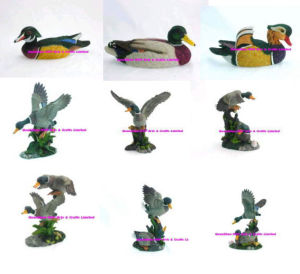 Resin Animal of Polyresin Duck pictures & photos