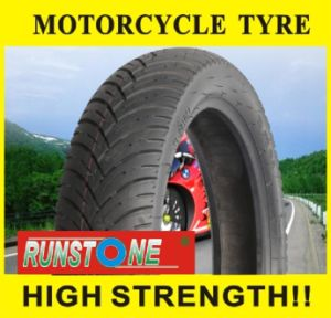 High Speed Use Motorcycle Tyre 120/80-17 100/90-17 3.00-18 pictures & photos