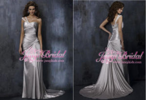 Elegant Evening Dress/Bridesmaid Gown(Pa1055)