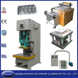Aluminum Foil Container Making Machine (63t) pictures & photos