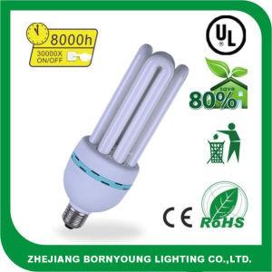 Energy Saving Lamp, U Fluorescent Light, (4U-125W) pictures & photos