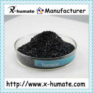 High Quality Humate Fertilizer Leonardite 100% Water Soluble Super Sodium Humate pictures & photos