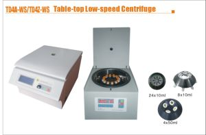 Low-Speed Centrifuge (TD4A-WS) with CE &ISO 13485 Certification