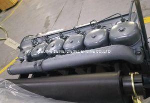 Dewatering Pump Use Air Cooled Diesel Engine Deutz F6l912 pictures & photos