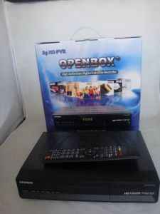 Digital Satellite Receiver Openbox S9 DVB-S Ca+Ci (OPENBOX S9)