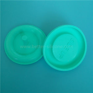 Durable Medical Grade Rubber Membrane Valve Silicone Diaphragm pictures & photos