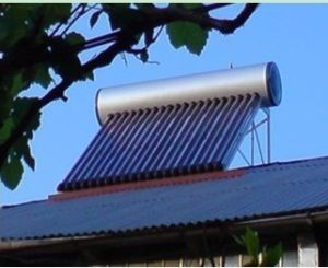 Integrated Pressurized Solar Water Heater pictures & photos