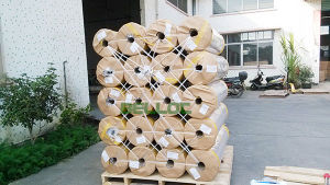 Mattress Packaging PVC/PE Film Material pictures & photos