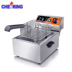 Good Quality Commercial Electric Deep Fryer pictures & photos