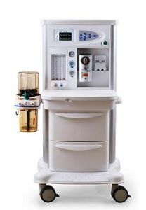 LCD TFT Screen Anaesthesia Machine with 1 Vaporizer as Standard 301c pictures & photos