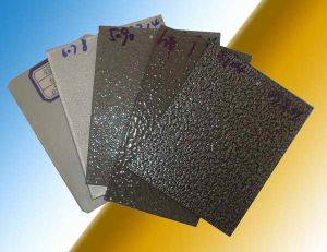 Texture Powder Coating