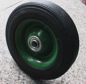 Rubber Wheel /Solid Rubber Wheel /Trolley Wheel (6′x2′)