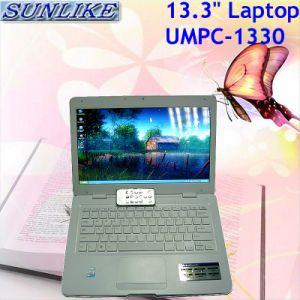 "13.3"" Intel Atom 280 1.66g 1g/160g WiFi Bluetooth Coms Camera 3G Laptop Computer"