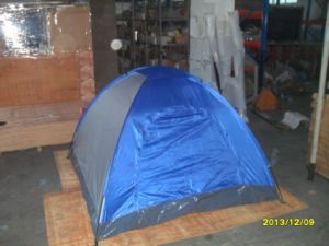Camping Tent Warterproof Wind Resistance Tent pictures & photos