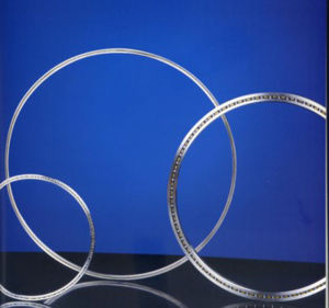 Thin Section Bearings for Glass Processing Machinery pictures & photos