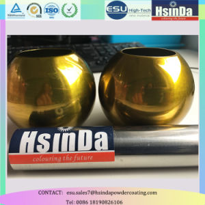 Metallic Candy Gold Powder Coating for Metal Furniture pictures & photos