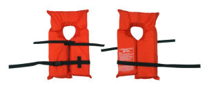 Youth Us Coast Guard Approved Type II PFD (NB9221)
