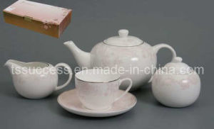 Fine Bone China Tea Set 15PC Set
