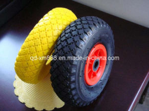 Environmental PU Foam Wheel (10x300-4) pictures & photos