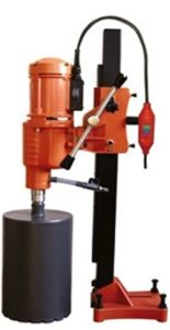 235mm Concrete Diamond Core Drilling Equipment with Various Speeds pictures & photos