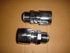 Hose Swivels for Fuel Dispensers
