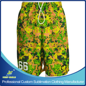 Custom Sublimation Boy′s Lacrosse Sporting Shorts pictures & photos