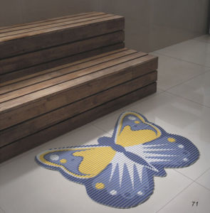 Hot Custom Printed PVC Floor Mat, Professional PVC Foam Floor Mat pictures & photos