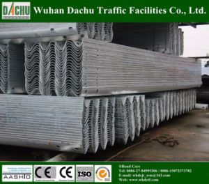 Beam Shape Wave Highway Crash Barrier pictures & photos