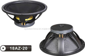 2015 Factory Sale Direct New Professional Audio Car Speaker of Dashayu 18az-20