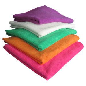 Microfiber Cloth 70X140cm pictures & photos