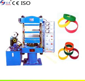 Automatic Rubber and Silicon Making Machine (ZXB-200) with CE, ISO9001 pictures & photos