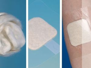 Calcium Algiante Sodium Alginate Wound Care Dressing pictures & photos