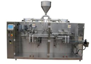 Horizontal Premade Pouch Liquid Packing Machine (DXDH-DP210) pictures & photos