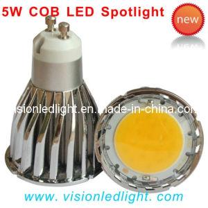 GU10 5W COB LED Bulb (COB-GU10-5W-M)